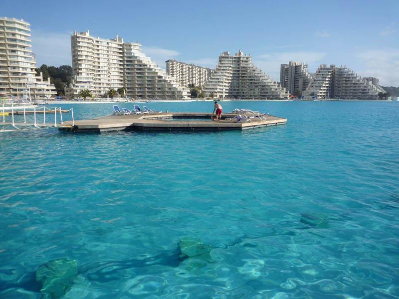maior piscina do mundo fica no chile