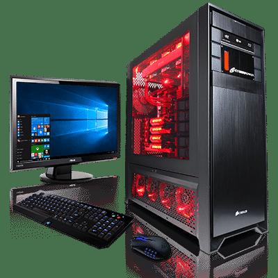 CyberPower Fang III