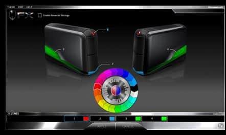 Alienware aurora - Design