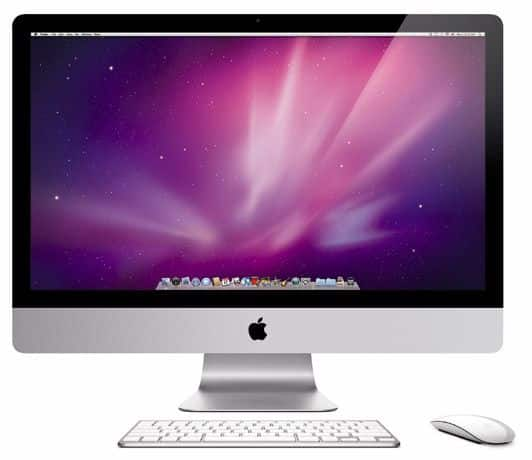 Novo imac - Apple