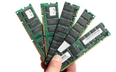 Como montar um computador de jogos: Memória RAM