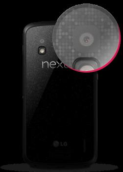 Nexus 4 - camera