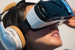 Óculos de realidade virtual