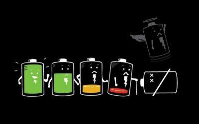 Como aumentar a duração da bateria no celular