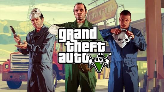GTA V - Melhor jogo para computador