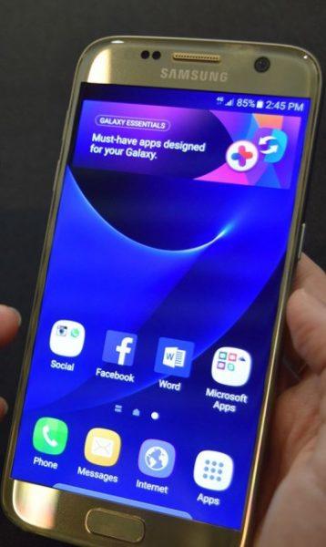 Galaxy S7 - O melhor Smartphone top de linha