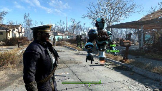 Fallout 4 - Um dos títulos mais vendidos do ano